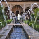 Giardini del Generalife a Granada