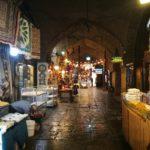 In giro per il bazar di Isfahan