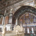 Il lusso della residenza Golestan, il palazzo degli Scià