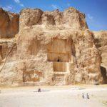 La tomba di Dario il Grande