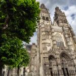 La cattedrale di Tours (St Gatien)