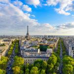 Veduta di Parigi