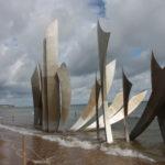 Monumento a Omaha Beach (Foto di Valentina Caccavale)