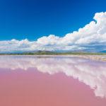 Laro Retba, il lago Rosa