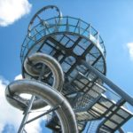 Vitra Slide Tower di Carsten Höller