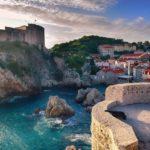 Le mura di Dubrovnik