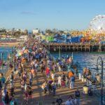 Il molo di Santa Monica