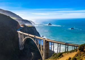 San Simeon - Big Sur - Monterey (335 Km).jpg