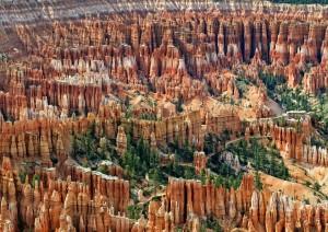 Kanab - Bryce Canyon - Page (370 Km).jpg