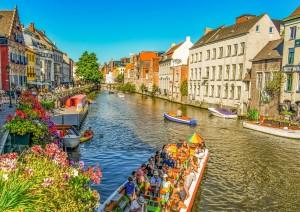 Bruges - Gand/gent Con 2 Itinerari - Bruxelles (110 Km / 1h 40min).jpg