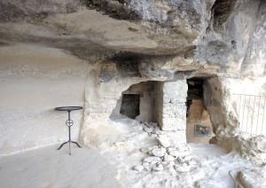 Silistra - Kaliakra Monastero Rupestre Di Aladzh - Varna.jpg