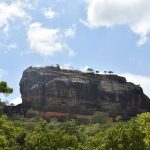 La roccia di Sigiriya