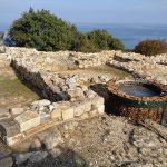 Stagira, luogo di nascita di Aristotele