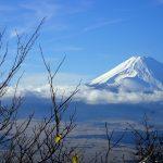 Il monte Fuji, il più famoso del Giappone