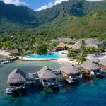 Resort in Polinesia a Moorea