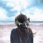 Ocean woman (Photo by Jordan Sanchez)