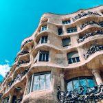 Casa Milà a Barcellona