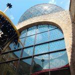 Particolare del teatro-museo Salvador Dalí a Figueres