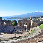 Teatro greco-romano di Taormina
