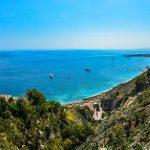 Panorama costiero siciliano