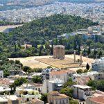 Atene, vista dall'Acropoli