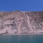 Milos, spiaggia solitaria