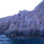 Milos, colori variopinti della costa