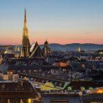 Veduta di Vienna
