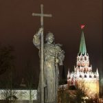 Il monumento Vladimir