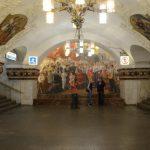 La metropolitana di Mosca