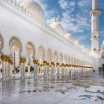 Moschea ad Abu Dhabi