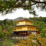 Kinkakuji, il tempio d'oro, a Kyoto