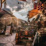 Per le vie della vecchia Sarajevo
