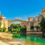 Mostar e il ponte Vecchio