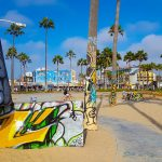 I colori di Venice Beach a Los Angeles