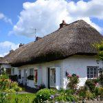 Case con il tetto di paglia