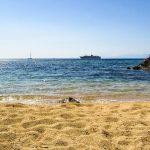 Spiaggia e acque cristalline di Skiathos