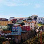 I cerros (colli) di Valparaiso