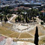 Panorama dall'Acropoli, Atene