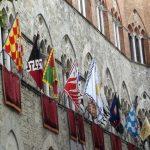 Bandiere del Palio