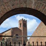 Veduta di Siena