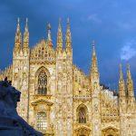 Il centro di Milano: il Duomo