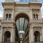 La galleria Vittorio Emanuele