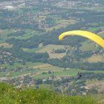 Parapendio dal Mont Revard, Aix-les-Bains