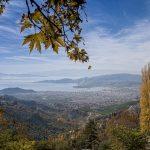 Panorama sul Pelion, Volos