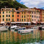 La rinomata e modaiola Portofino
