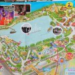 Mappa del parco Fiabilandia