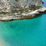 Veduta panoramica sul mare, Tropea