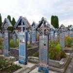 """Il """"cimitero Allegro"""" di Sapanta"""