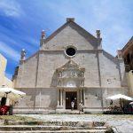 Santuario di Santa Maria a Mare sull'isola San Nicola